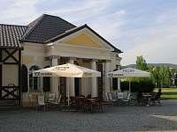 Kavárna v Lázních Evženie - Klášterec nad Ohří