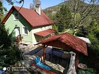 ubytování Malý Hrzín na chatě
