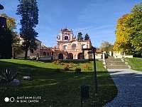 Salla Terena v zámeckém parku - Klášterec nad Ohří