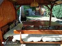 Sezení s grilem,dřevo k dispozici - Klášterec nad Ohří