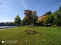 Zámecký park - Klášterec nad Ohří
