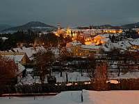 Zimní Klášterec nad Ohří -