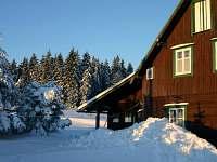 ubytování  na chatě k pronajmutí - Horní Blatná