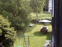 """""""Výhled na zahradu"""""""