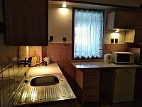 Kuchyň 1 - Jáchymov - Mariánská