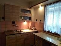 Kuchyňka - pronájem chaty Jáchymov - Mariánská
