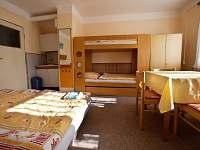 4-lůžkový pokoj - ubytování Mariánská