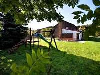 Dětské hřiště - ubytování Mariánská