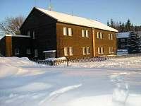 Horská Chata Arnika v zimě - Mariánská