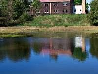 Rybník za chatou - ubytování Mariánská