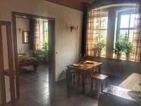 Apartmán Matylda čtyřlůžkový - ubytování Ústí nad Labem