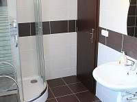 Koupelny se sprchou a WC - Loučná pod Klínovcem - Háj