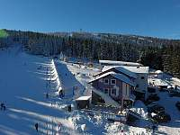 ubytování Ski areál Hranice - Boží Dar v penzionu na horách - Loučná pod Klínovcem - Háj