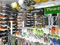 Půjčovna lyží a snowboardů - Loučná pod Klínovcem - Háj