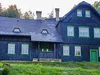 Horská chata Hugo - k pronájmu Stříbrná