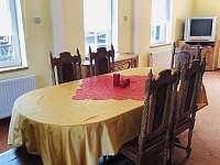 Horská chata Hugo - Společné prostory - k pronájmu Stříbrná