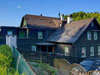 Horská chata Hugo Stříbrná - ubytování Stříbrná