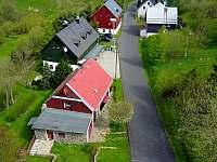 Horská chata Háj - ubytování Loučná pod Klínovcem - Háj