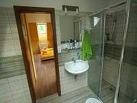 koupelna 5 - chata k pronájmu Děpoltovice - Nivy