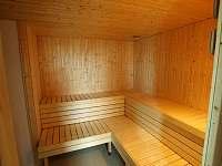 Sauna - chata k pronajmutí Děpoltovice - Nivy