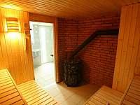 Sauna - Děpoltovice - Nivy