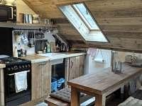 apartman patro-kuchynsky kout - ubytování Bublava