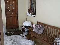 zastresene sezeni v zime - apartmán k pronajmutí Bublava