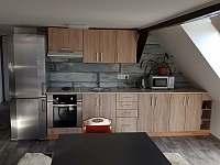 Kuchyně - apartmán k pronájmu Abertamy