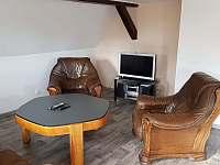 Obývací pokoj - Abertamy