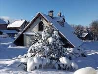 Luční chata - chata ubytování Horní Blatná - 2