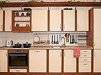 Kuchyně - chalupa ubytování Kolová - Háje