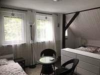 ložnice č.2. - chalupa k pronájmu Tisová