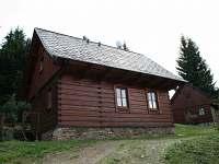 Chata k pronájmu - dovolená Jezero Barbora rekreace Český Jiřetín