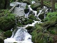 Bublavske vodopády -