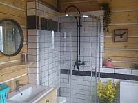 Koupelna roubenka Natálka - Bublava