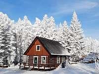 ubytování na chatě k pronajmutí Bublava