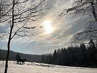Výhled na koně - Bublava