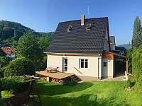 DŮM POD SEDLEM - pronájem rekreačního domu Ústí nad Labem