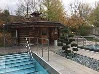 Pirna - aquapark a saunové centrum - Ústí nad Labem