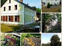 Chalupa v severních Čechách