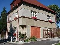 ubytování Kryštofovy Hamry v rodinném domě na horách