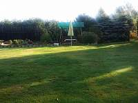 zahrada - Vejprty