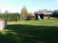 zahrada - pronájem rekreačního domu Vejprty