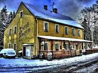 Penzion ubytování v obci Zlatý Kopec