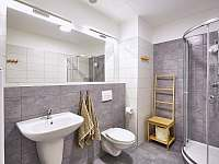 Loučná pod Klín. ubytování 27 lidí  ubytování