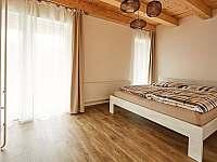 A24 - ložnice II - pronájem apartmánu Loučná pod Klínovcem