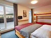 A3 - ložnice - pronájem apartmánu Loučná pod Klínovcem