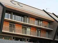Apartmany Hexagon Exterier - k pronajmutí Loučná pod Klínovcem