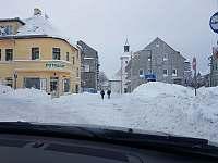 zima 2019 - pronájem chalupy Hřebečná
