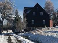 Chata k pronajmutí - okolí Kamenného